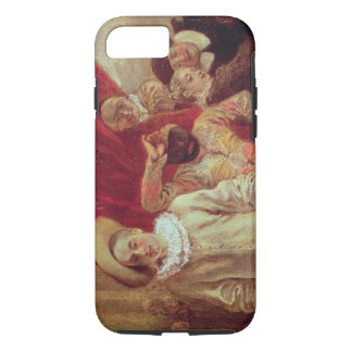 Harlequin, Pierrot and Scapin, Actors from the Com iPhone 7 Case