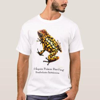 Harlequin Poison Dart Frog T-Shirt