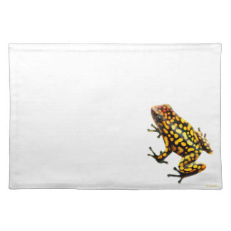 Harlequin Poison Frog Placemat