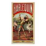Harlequin Posters