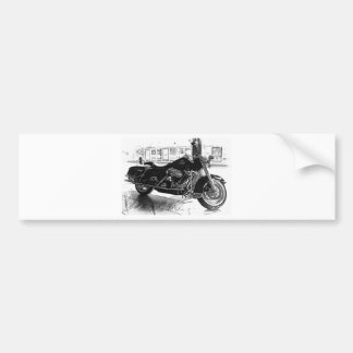 Harley Bumper Sticker