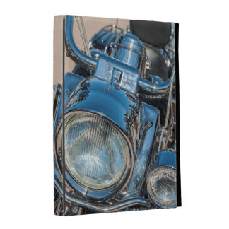 Harley Davidson bike, bike week iPad Folio Case