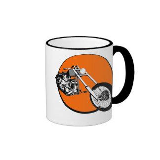 Harley Davidson - Chopper - hardcore Custombike Coffee Mug