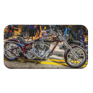 Harley Davidson Motorcycle iPhone 5 Case