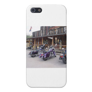 Harley Davidson Motorcycles Western Saloon Case For iPhone SE/5/5s
