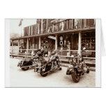 Harley Davidson Motorcyles Card