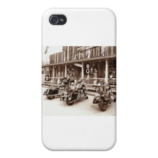 Harley Davidson Motorcyles iPhone 4 Cover