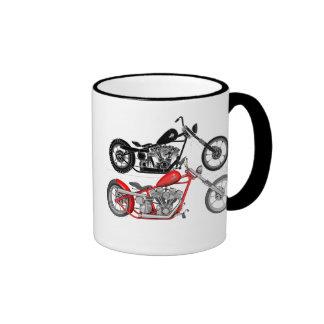 Harley Davidson - Shovelhead Chopper Ringer Mug