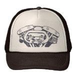 Harley Davidson Shovelhead Trucker Hat