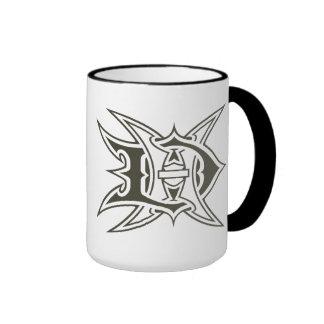 Harley Davidson - Tribal Coffee Mugs