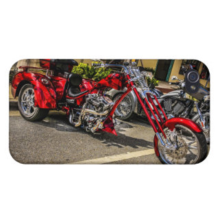 Harley Davidson Trike Motorcycle iPhone 5 Case