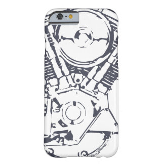 Harley Evolution V-Twin Barely There iPhone 6 Case