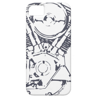 Harley Evolution V-Twin iPhone SE/5/5s Case