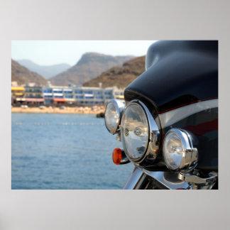 Harley Fairing Poster