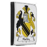 Harley Family Crest Tri-fold Wallet