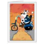 Harley Grußkarte