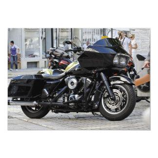 Harley Invitaciones Personalizada