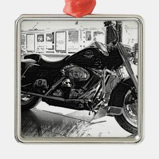 Harley Metal Ornament