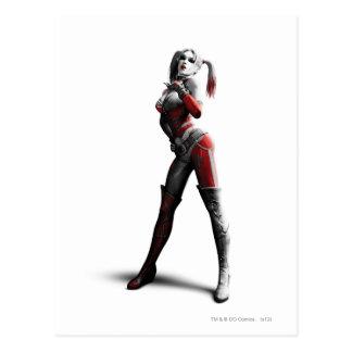 Harley Postcard