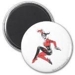 Harley Quinn 1 Refrigerator Magnets