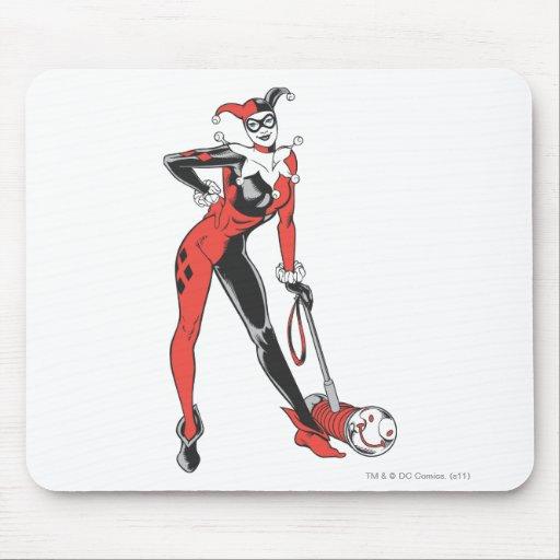 Harley Quinn 2 Mousepad
