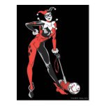 Harley Quinn 2 Postcard