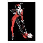 Harley Quinn 2 Tarjeta De Felicitación