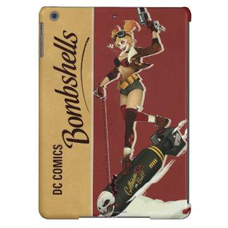 Harley Quinn Bombshell iPad Air Cases