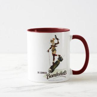 Harley Quinn Bombshell Mug