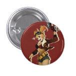 Harley Quinn Bombshell Pinback Button