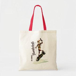 Harley Quinn Bombshell Tote Bag