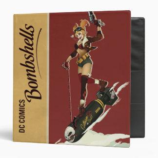 Harley Quinn Bombshell Vinyl Binder