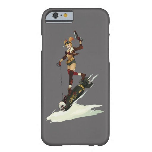 Harley Quinn Bombshells Pinup Barely There iPhone 6 Case