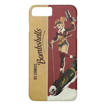 Harley Quinn Bombshells Pinup iPhone 8 Plus/7 Plus Case