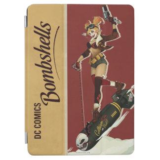 Harley Quinn Bombshells Pinup iPad Air Cover