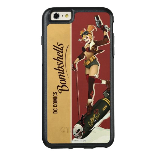 Harley Quinn Bombshells Pinup OtterBox iPhone 6/6s Plus Case