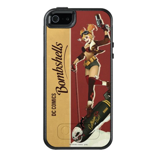 Harley Quinn Bombshells Pinup OtterBox iPhone 5/5s/SE Case