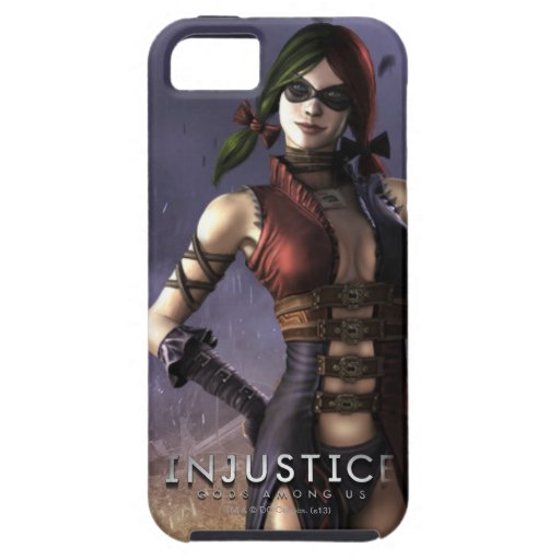 Harley Quinn iPhone SE/5/5s Case