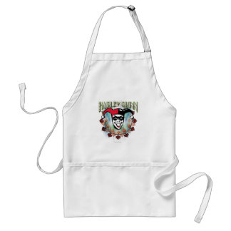 Harley Quinn - Face and Logo Apron