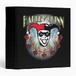 Harley Quinn - Face and Logo Binder