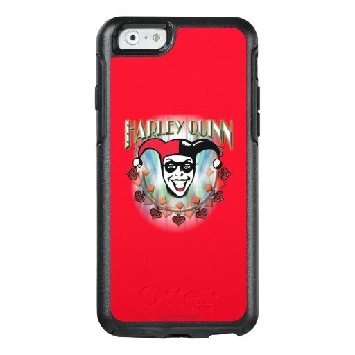 Harley Quinn - Face and Logo OtterBox iPhone 6/6s Case