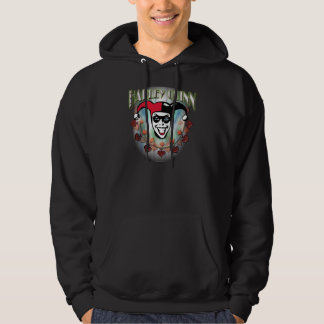Harley Quinn - Face and Logo Pullover