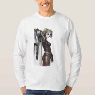 Harley Quinn Illustration T Shirt