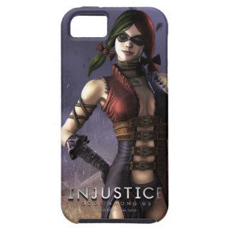 Harley Quinn iPhone 5 Funda