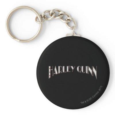 Harley Quinn - Logo keychains by batman