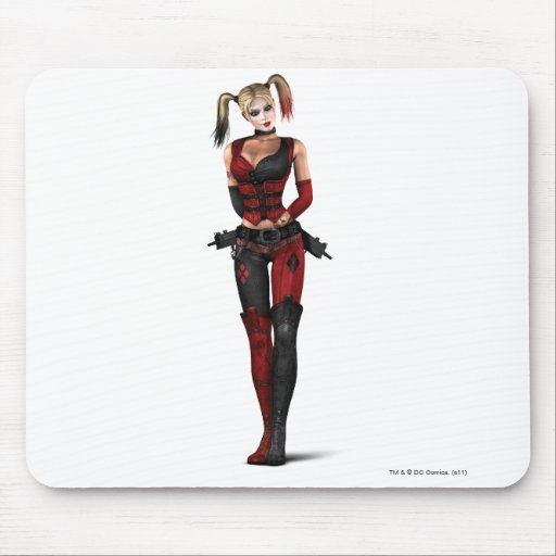 Harley Quinn Mouse Pad