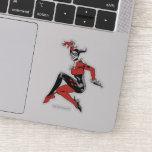 Harley Quinn Pose Sticker