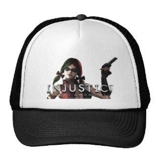 Harley Quinn Trucker Hat