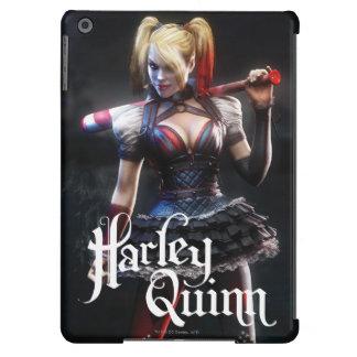 Harley Quinn With Bat iPad Air Covers
