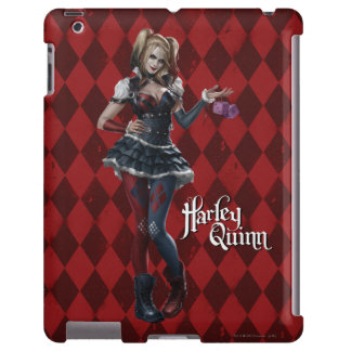 Harley Quinn With Fuzzy Dice